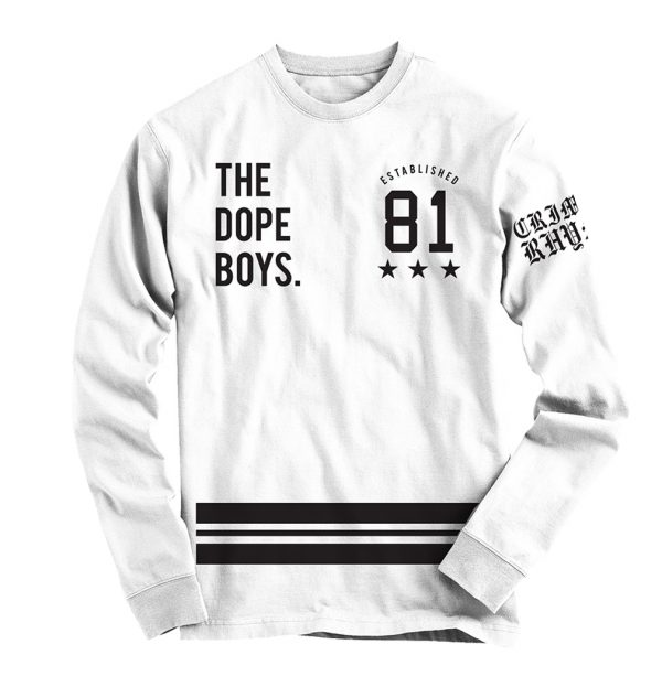 THE DOPE BOYS LS WHITE