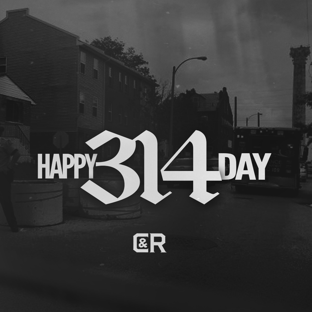 HAPPY 314 DAY EVERYONE