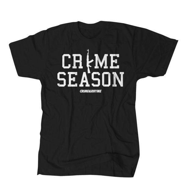 CRIME SEASON BLACK